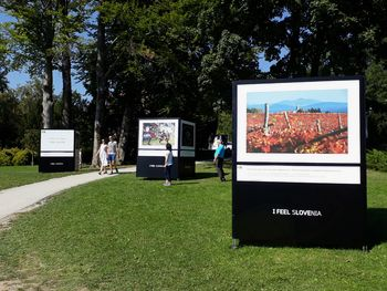 "Fotografska razstava ""I feel Slovenia. I feel Culture"" na Bledu"