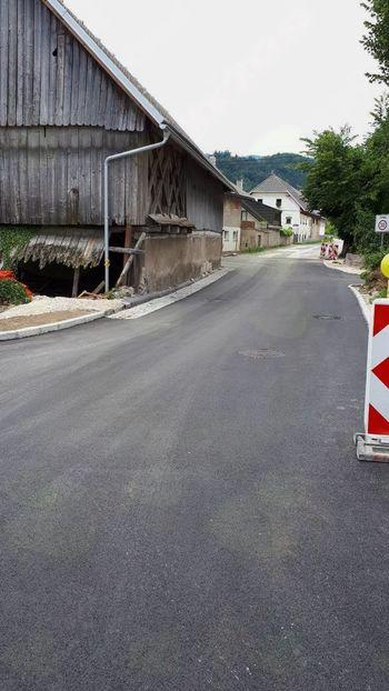Ponovno odprta Kolodvorska cesta