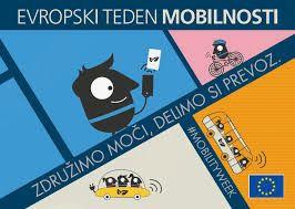 Evropski teden mobilnosti prihaja tudi na Bled