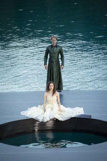 Baletna predstava Povodni mož na Blejskem otoku