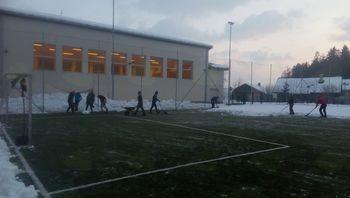 Nogometne priprave pred začetkom spomladanskega dela sezone