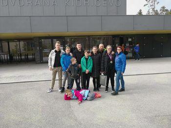 V strelskem društvo Dolič se vnovič veselili naslova državne prvakinje!