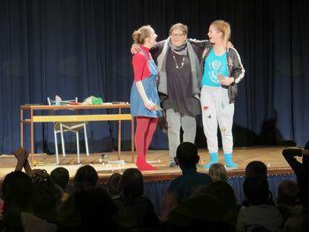 Leto kulture Temeniške in Mirnske doline 2017: Gledališka predstava za otroke Anica in grozovitež