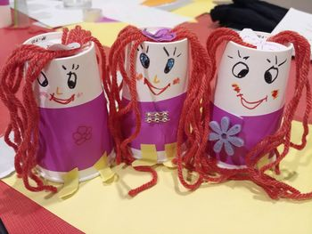 Kako lahko izdelamo svoje lutke?