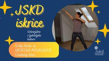 JSKD iskrice: Urška Barle in Urškina migalnica