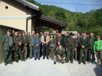 Lovska družina Paljevo