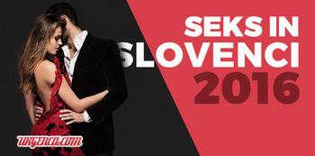 Seks in Slovenci: Kako seksa vaš sosed?