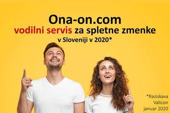 Ona-on.com – Prva izbira samskih Slovencev, ki iščejo resno zvezo! Več kot 25.000 parov že 'pomahalo v slovo'.