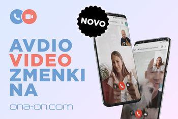 Zmenkarije prek spleta - ONA-ON.COM predstavlja Avdio Video zmenke! #video
