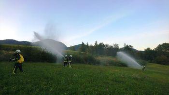 Septembrska gasilska operativna vaja