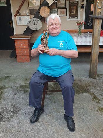 Ludvik Pikl praznoval 80 let