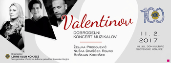 Koncert s pridihom dobrodelnosti