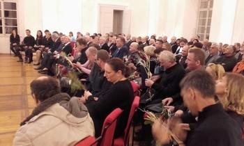 Novoletno druženje članov in upokojenih obrtnikov OOZ Radovljica