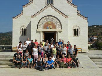 Obrtniki OOZ Radovljica smo bili na izletu po Srbiji in Bosni