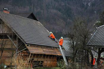 Ujma 2017 - potreba po krovcih v Občini Bohinj