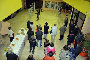 Fotografska razstava v Občini Bohinj - počastitev jubileja 50-letnica delovanja OOZ Radovljica