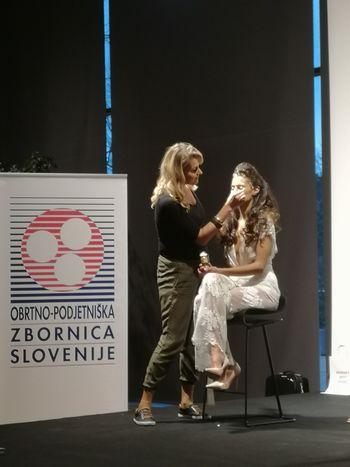 Kongres kozmetikov in frizerjev v Postojni