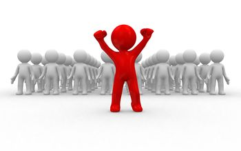 """Vodja """"z leskom v očeh""""- sodobni načini vodenja in motiviranja sodelavcev"""