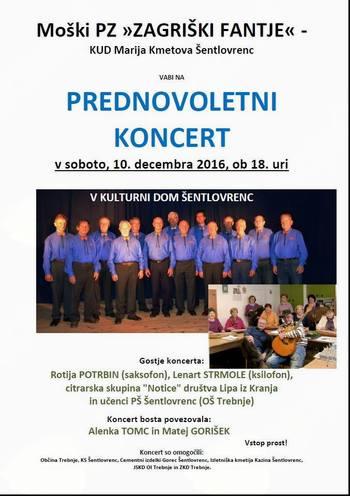 Prednovoletni koncert