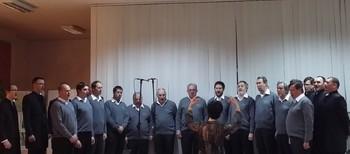 Koncert Okteta Lipa: Večer prežet s pesmijo o ljubezni , ženah, prijateljih, dobrih ljudeh, domovini ...