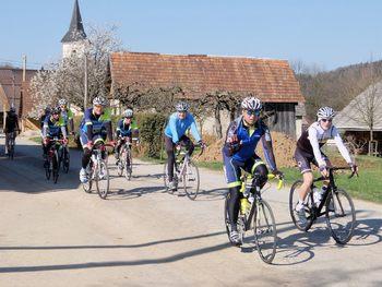 Rekordno dobrodelno kolesarjenje v Trebnjem