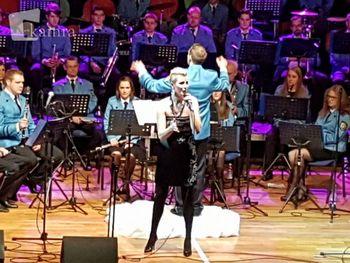 Koncert Barbare Leben z zasedbo