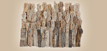 Otvoritev razstave Marc Bourlier, Utelešenje časa