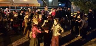 Prireditev ob 10. obletnici Plesne skupine Ajda