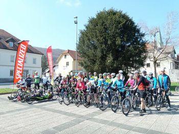 10. dobrodelno 12 urno kolesarjenje Trebnje