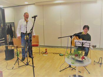 Na torkovem srečanju knjižnic tudi radovljiški Trio D'VAja