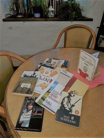 Ob koncu leta še ena Gverilska izposodnica - Kavarna Vidic Radovljica