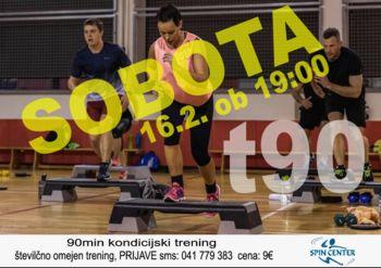 t90 kondicijski trening