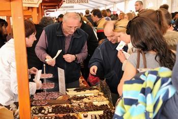 6. Festival čokolade
