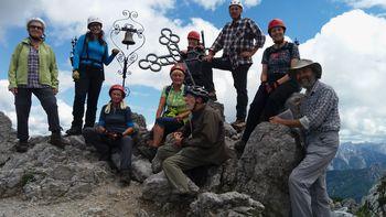 Planinski izlet na Kamniti Lovec (Karnijske Alpe)