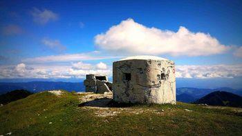 Planinski izlet na Rupnikovo linijo - Hrastov vrh