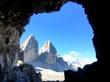 Planinski izlet Tre Cine, Dolomiti
