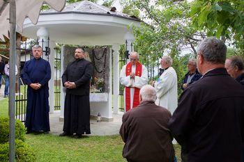 10 let ekumenske kapele pri Bojanovičevih na Platah