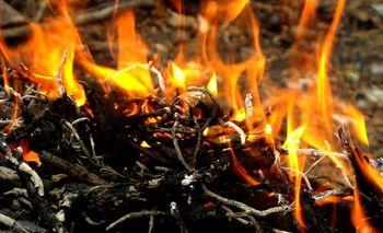 Požarna ogroženost na Goriškem še vedno velja