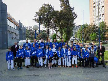 Otroško in veteransko Evropsko prvenstvo JKA karateja 2018