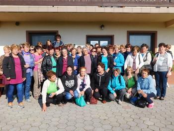 Ekskurzija Društva kmečkih žena Suha krajina Žužemberk