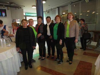 """Bile smo na """"Mednarodni konferenci podeželskih žensk"""""""
