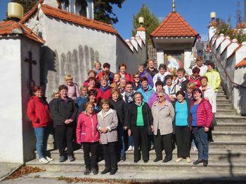 Ekskurzija  podeželskih žena v Zasavje