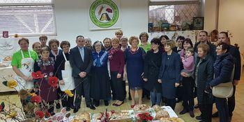 Na otvoritvi razstave Suhokranjskih dobrot tudi ministrica za kmetijstvo, gozdarstvo in prehrano dr. Aleksandra Pivec.