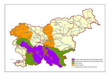 Ministrstvo za okolje in prostor pripravilo predlog Strategije upravljanja z rjavim medvedom