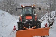 Izvajalci zimske službe v sezoni 2020/21