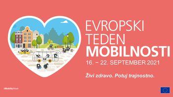 Evropski teden mobilnosti - program dogodkov v občini Vransko