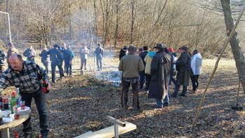 Tradicionalno prvo januarsko druženje na Plešivici