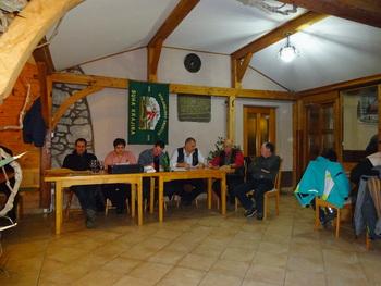 Redni občni zbor konjerejskega društva Suha krajina