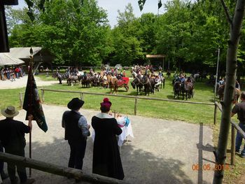 Blagoslov konj na Plešivici 6.5.2018
