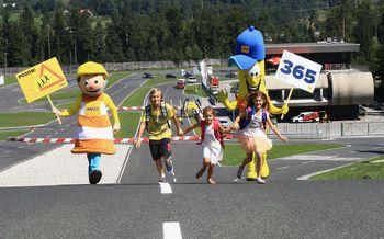 Poskrbimo za varnost otrok v prometu  vseh 365 dni v letu!